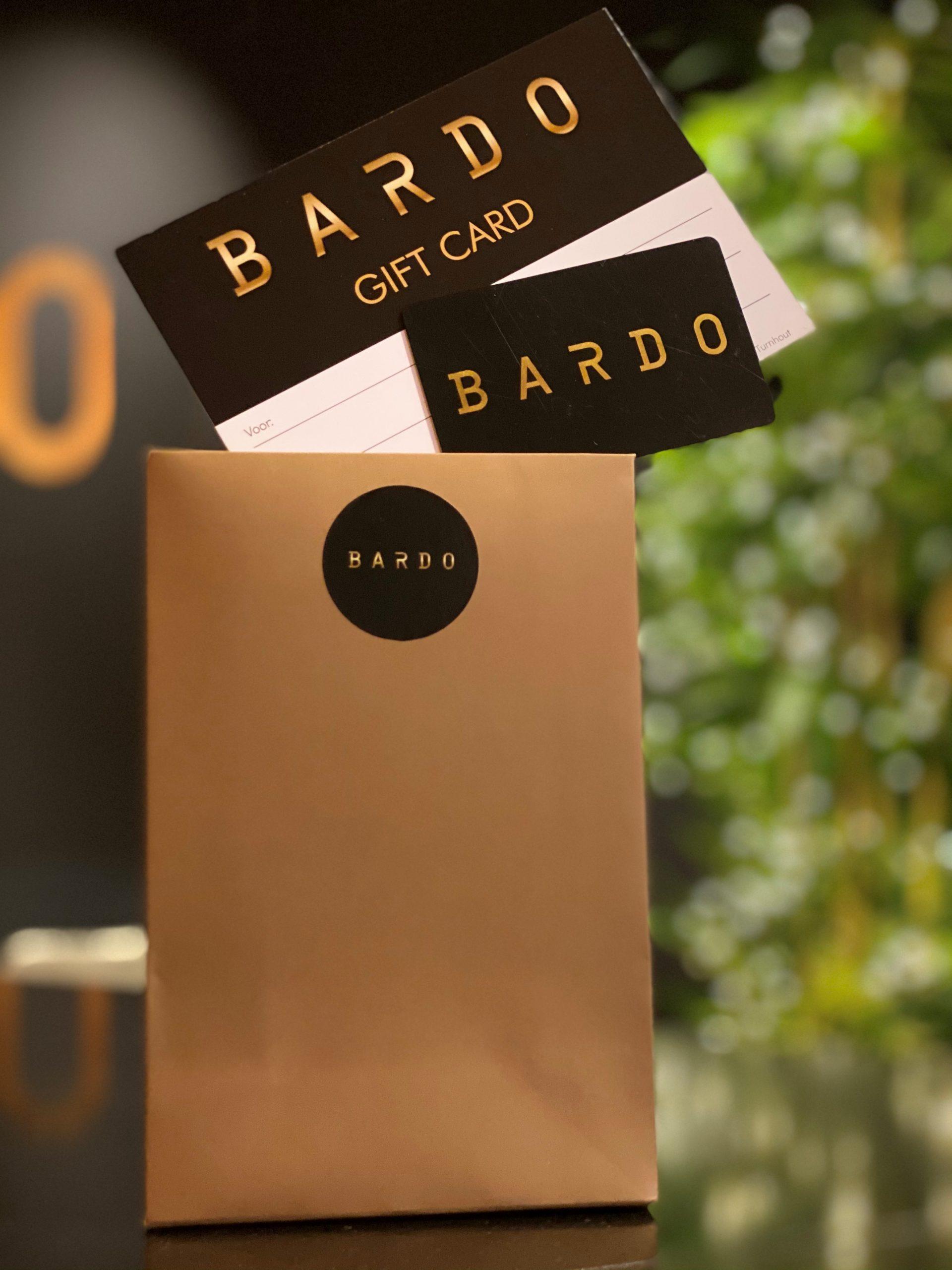 Brasserie cadeaubon - Bardo Turnhout